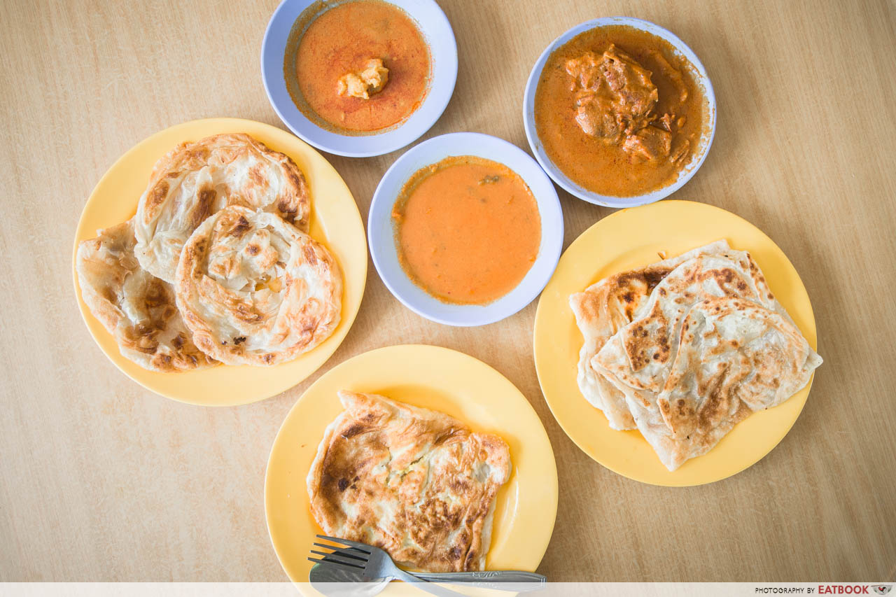 Image result for roti prata eatbook