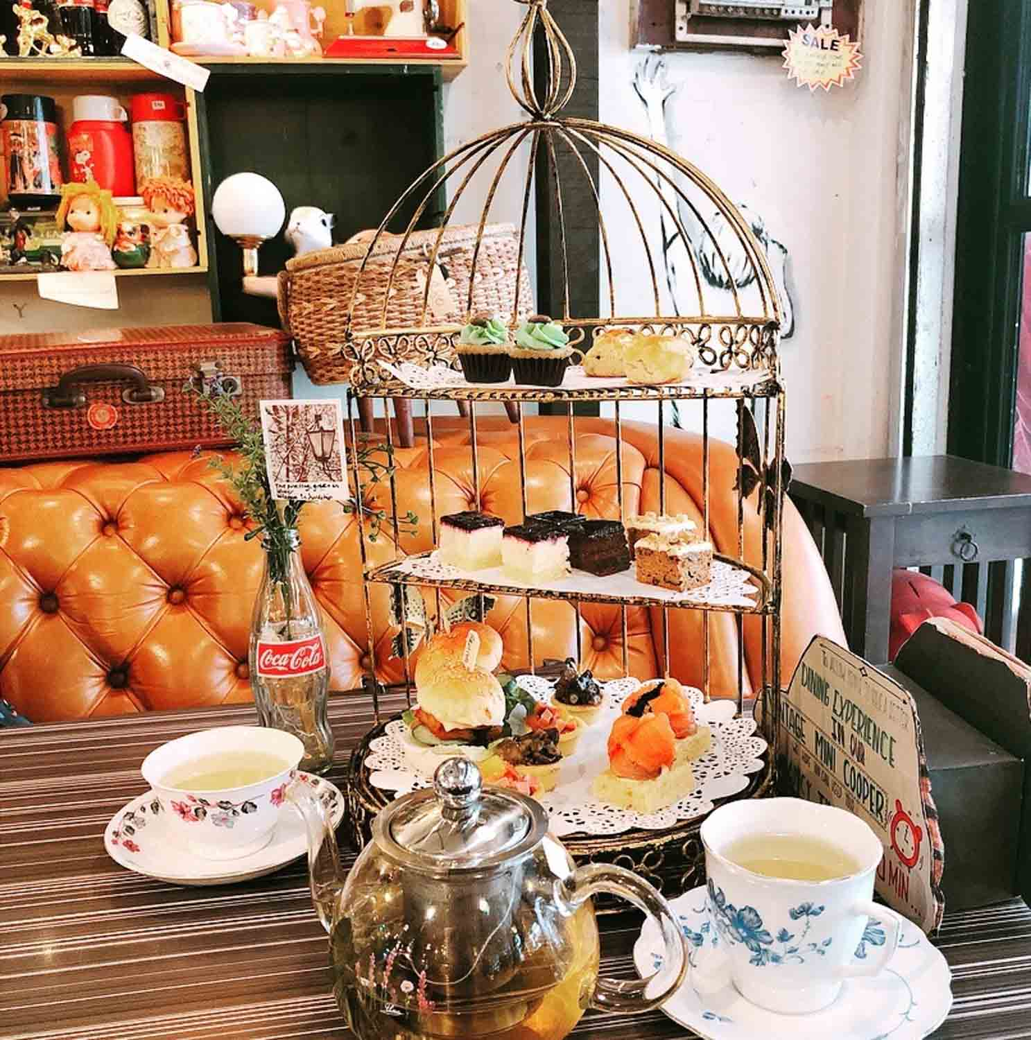 Affordable High Tea - Brunches Cafe