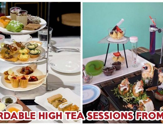 Affordable High Tea - Feature Image