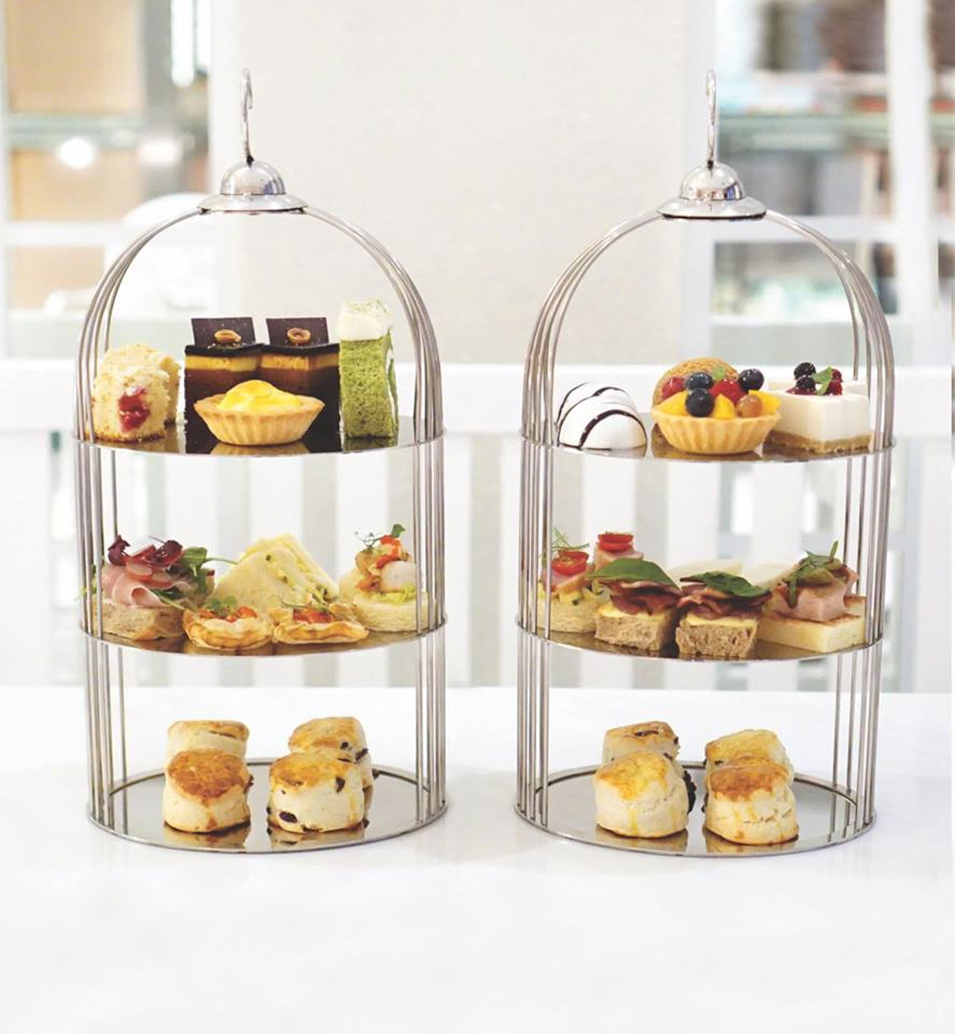 Affordable High Tea - d'Good Cafe