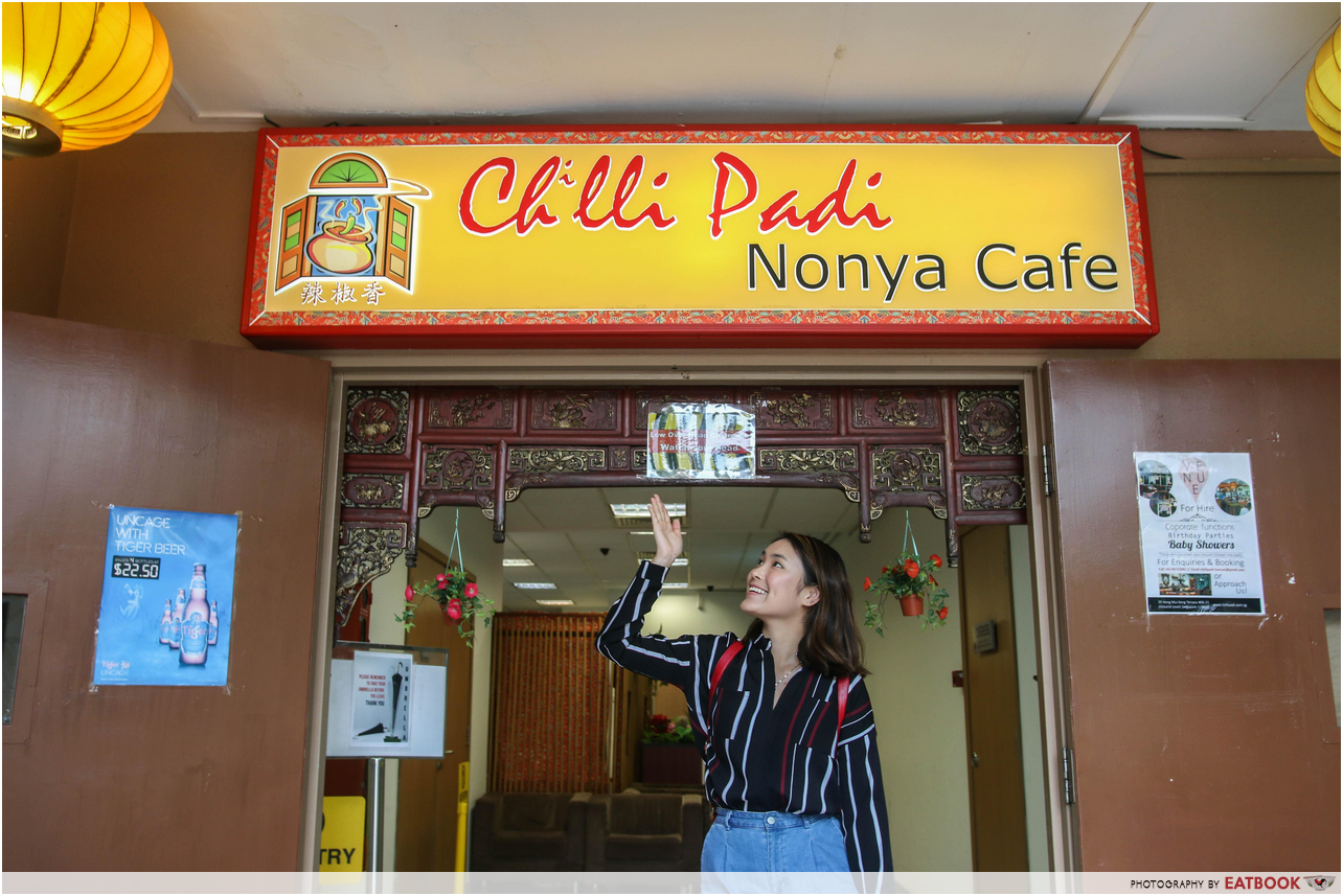 Chilli padi nonya cafe review peranakan buffet for for 29 heng mui keng terrace