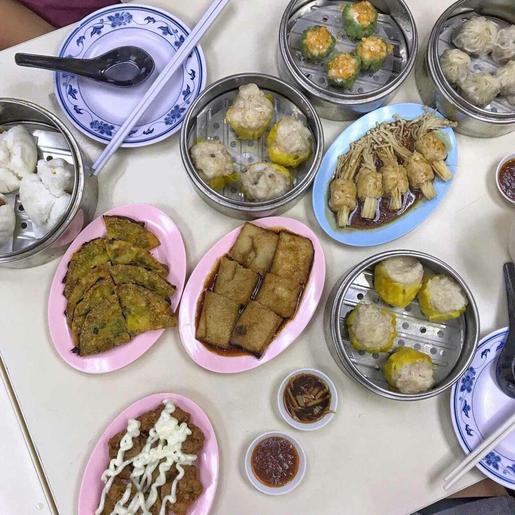 cheap dim sum 126 Dim Sum Wen Dao Shi