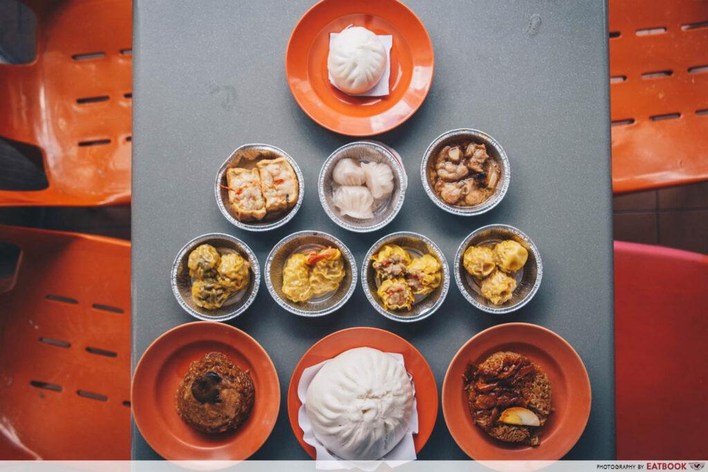 Johore Ye Zhi Mei Handmade Bao