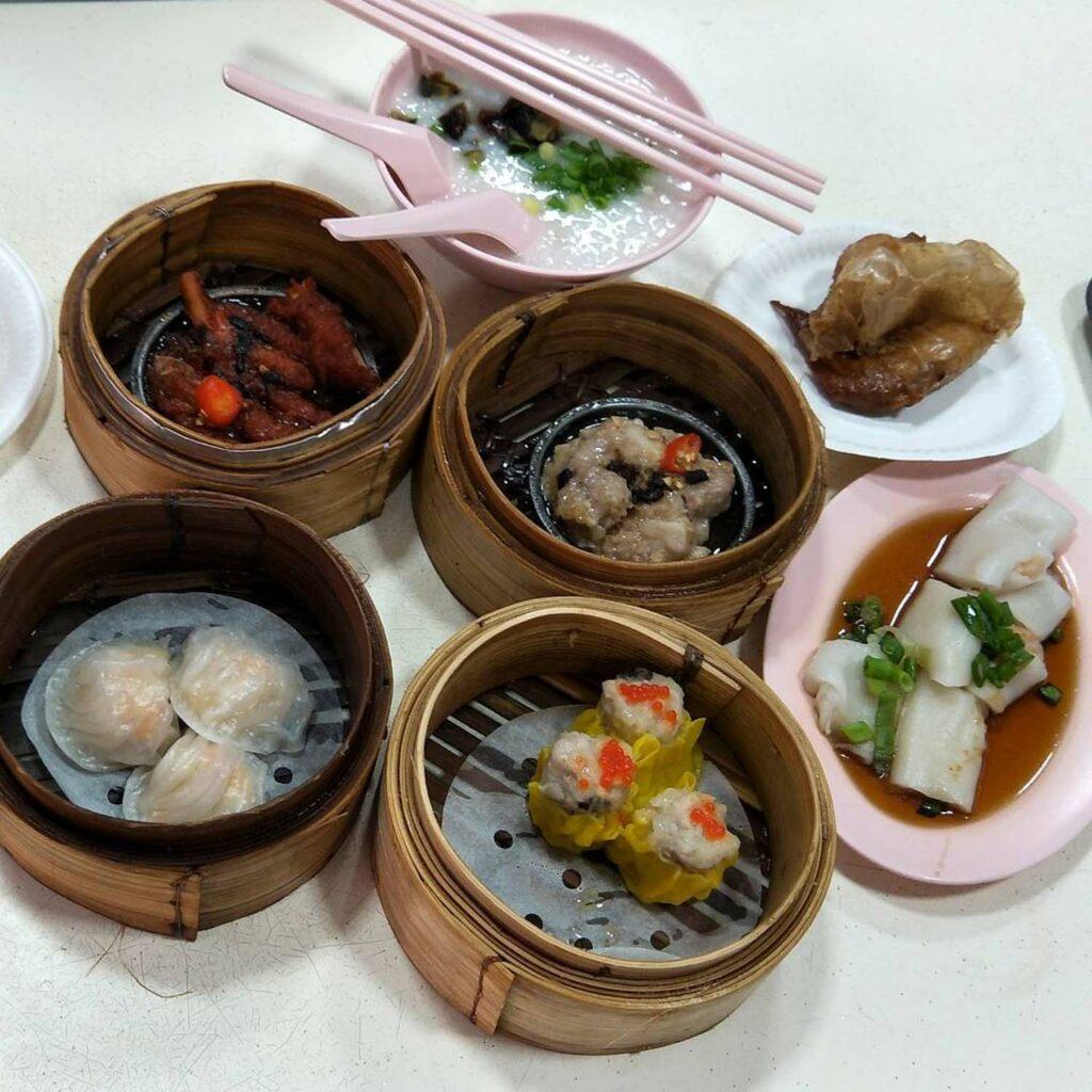 cheap dim sum Kuai San Dian Xin