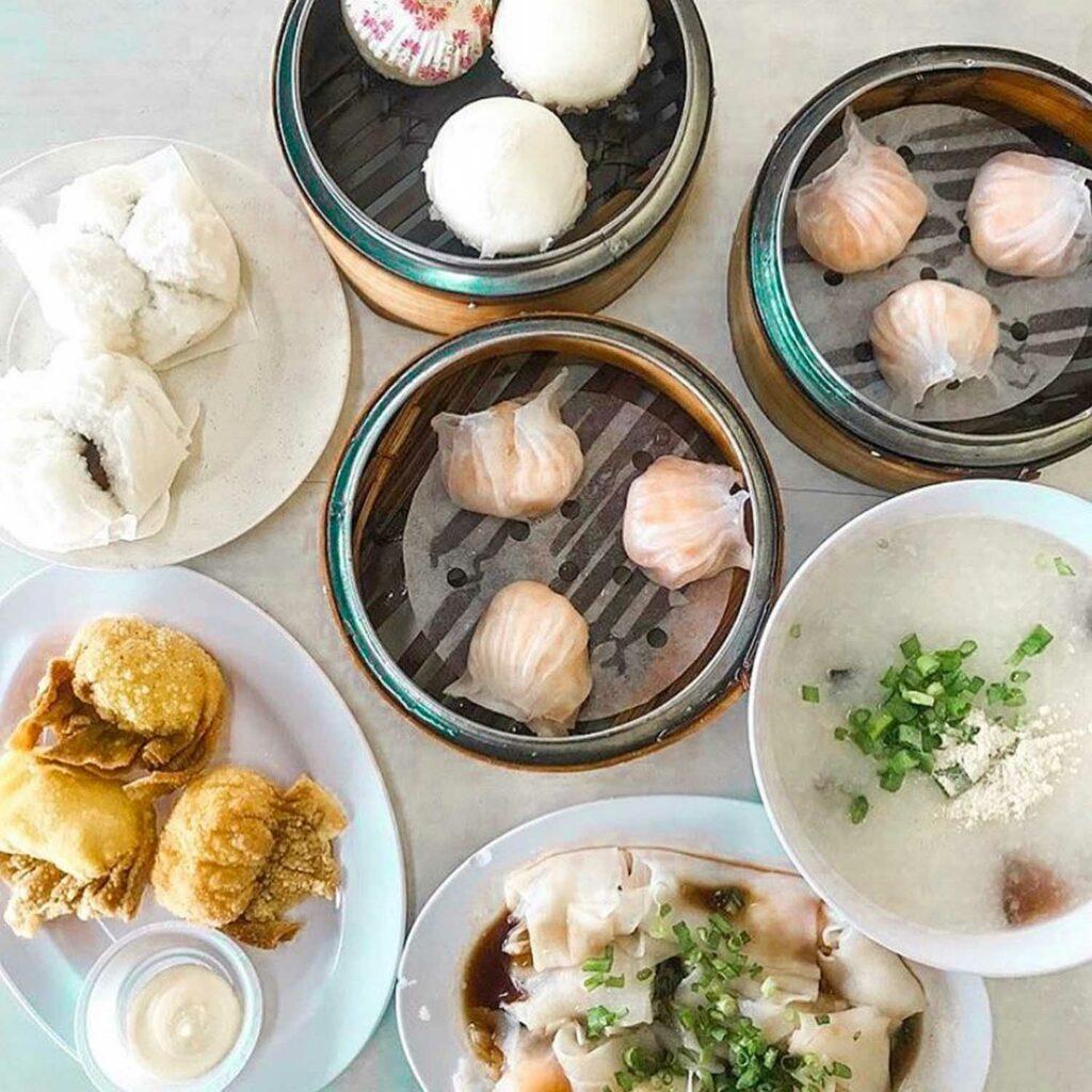 cheap dim sum Yi Dian Xin Hong Kong Dim Sum