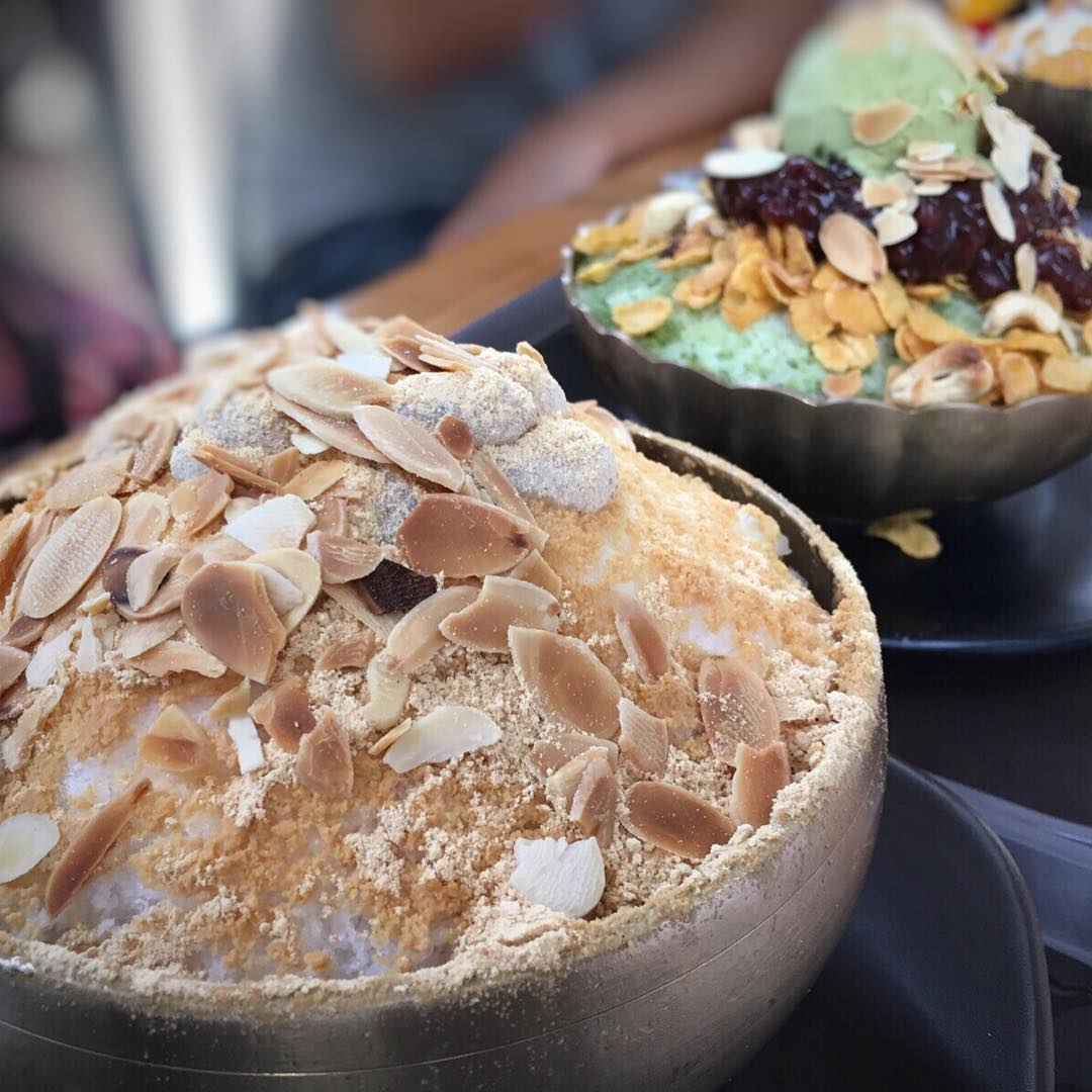 affordable bingsu - bing go jung