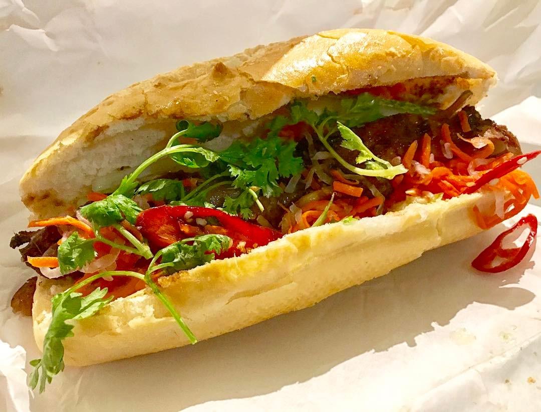 affordable vietnamese food - bahn mi brothers