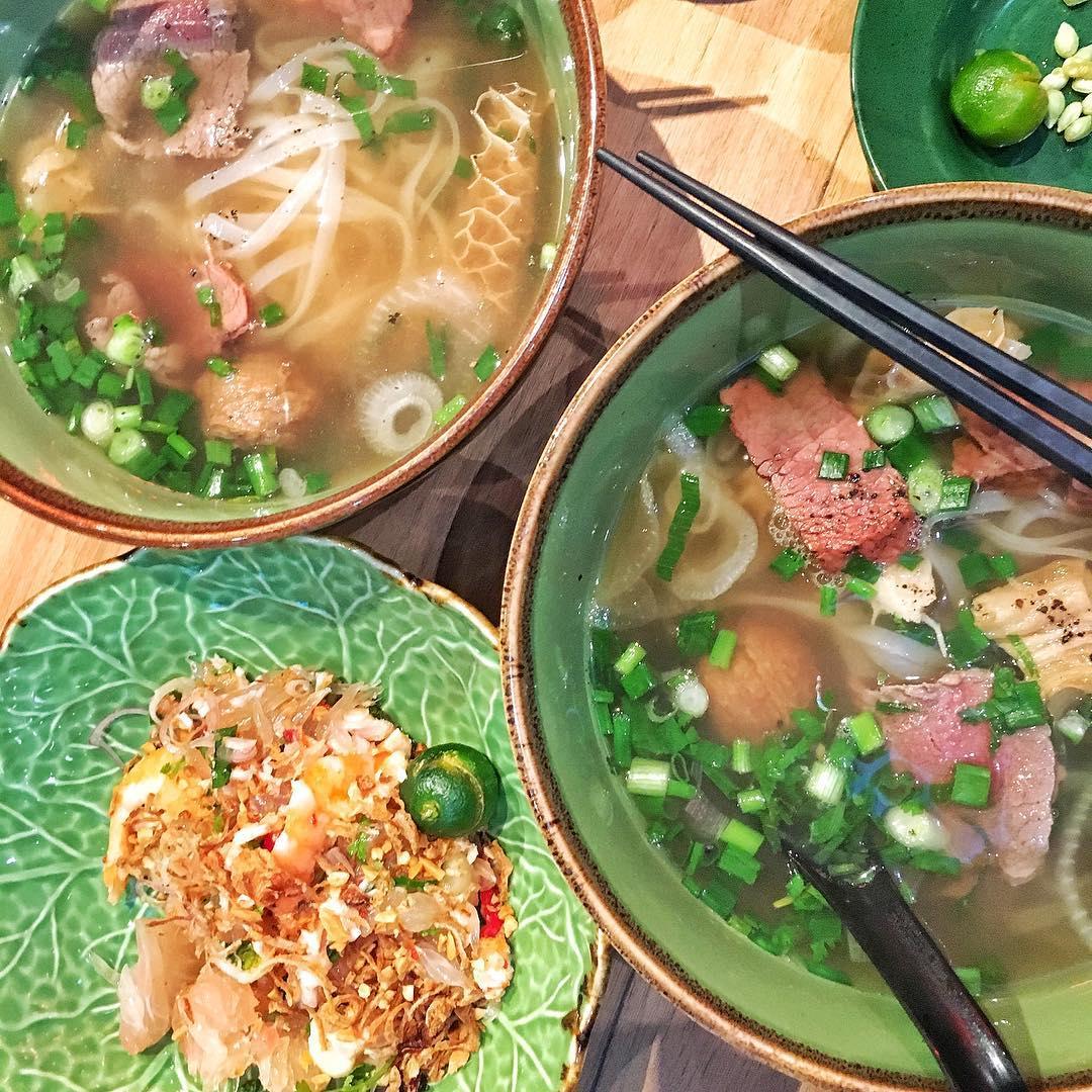 affordable vietnamese food - nam nam noodle bar