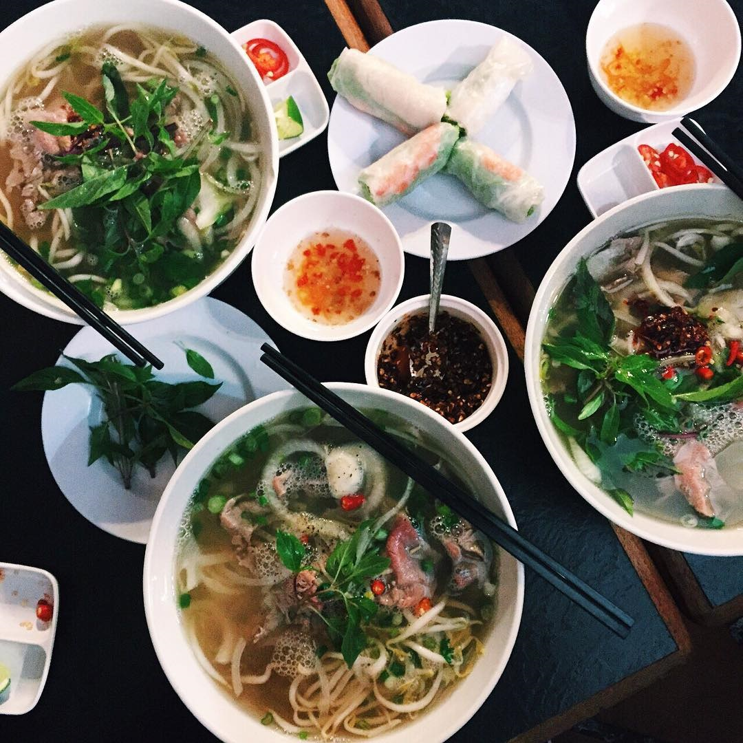 affordable vietnamese food - pho 99