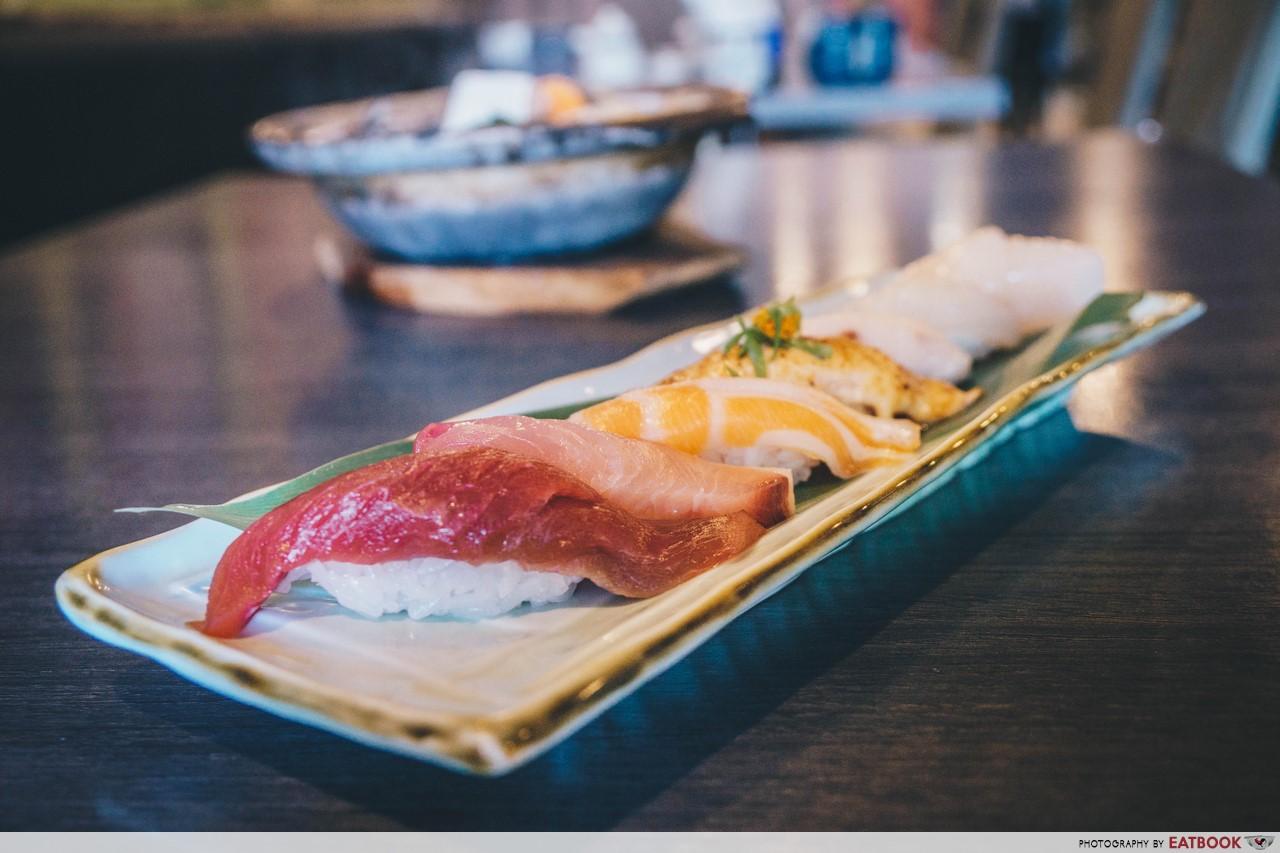 barashi tei sushi
