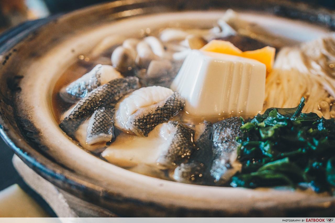 barashi-tei fish soup