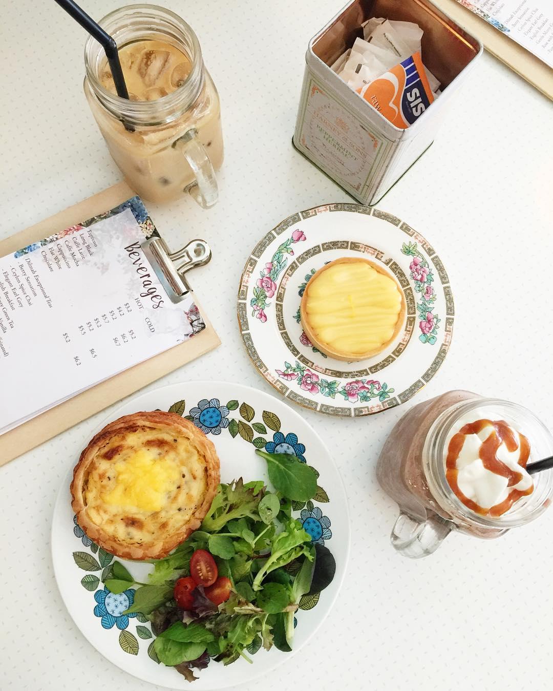 popular brunch cafes - carpenter and cook