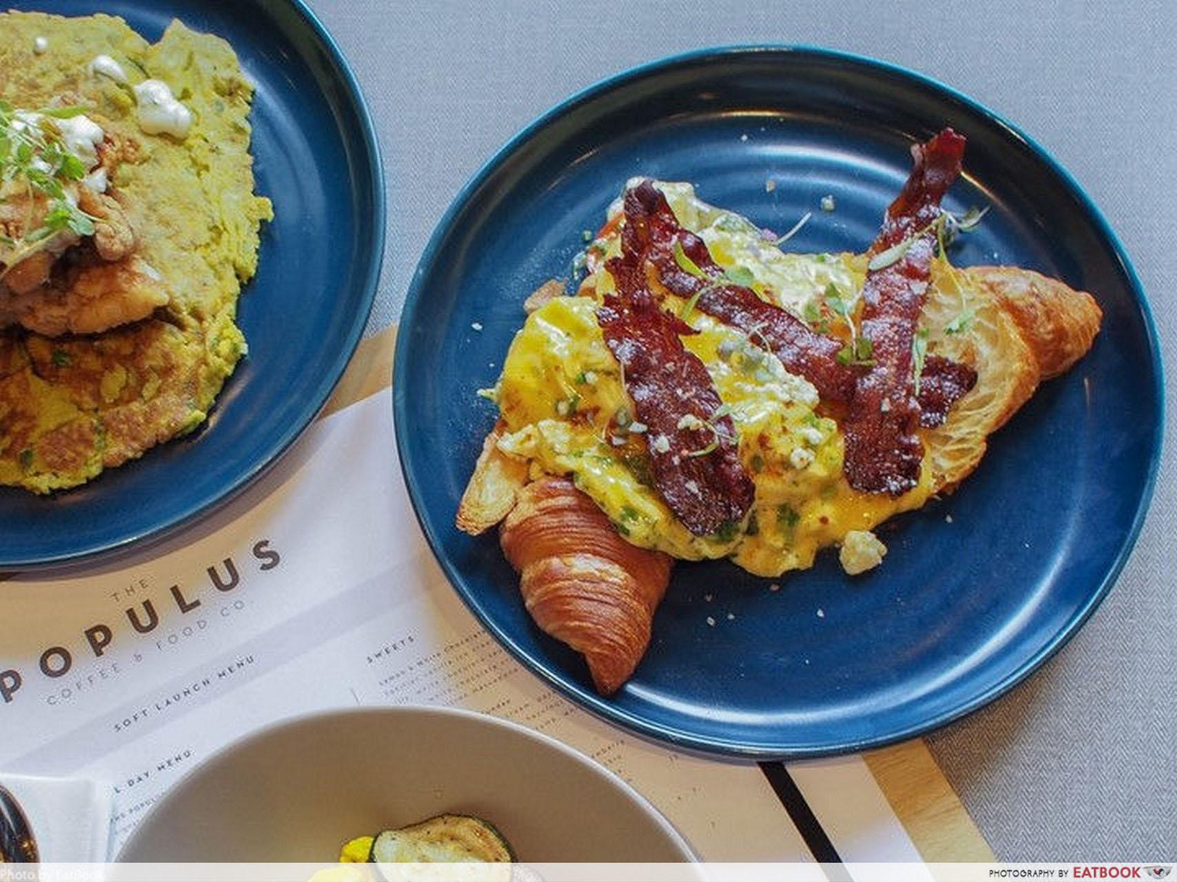 popular brunch cafes - populus