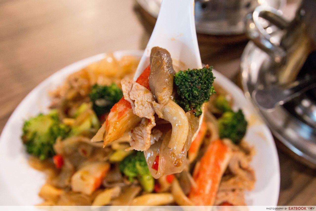 chicken run - stir fry 2
