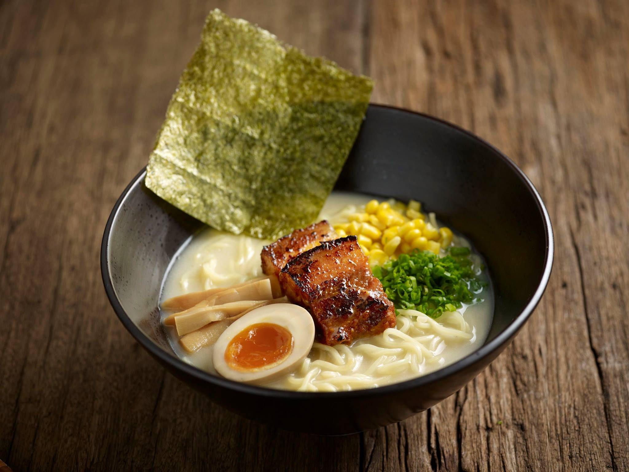 Kovan food - Gonpachi Ramen