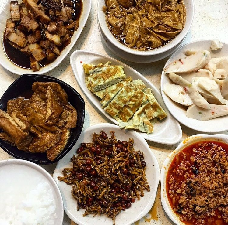 Kovan food - Heng Leong