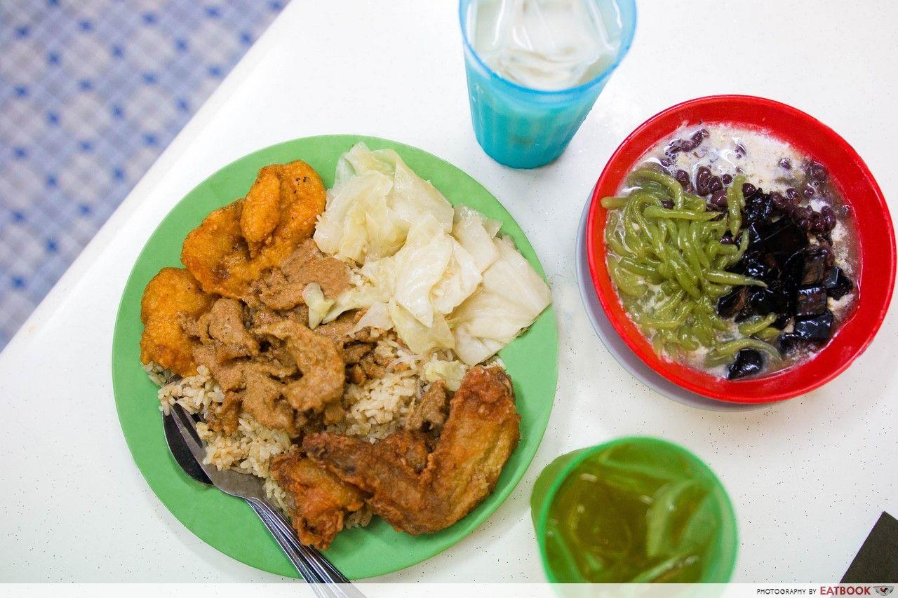 Kovan food - Sin Chie Toke Huan