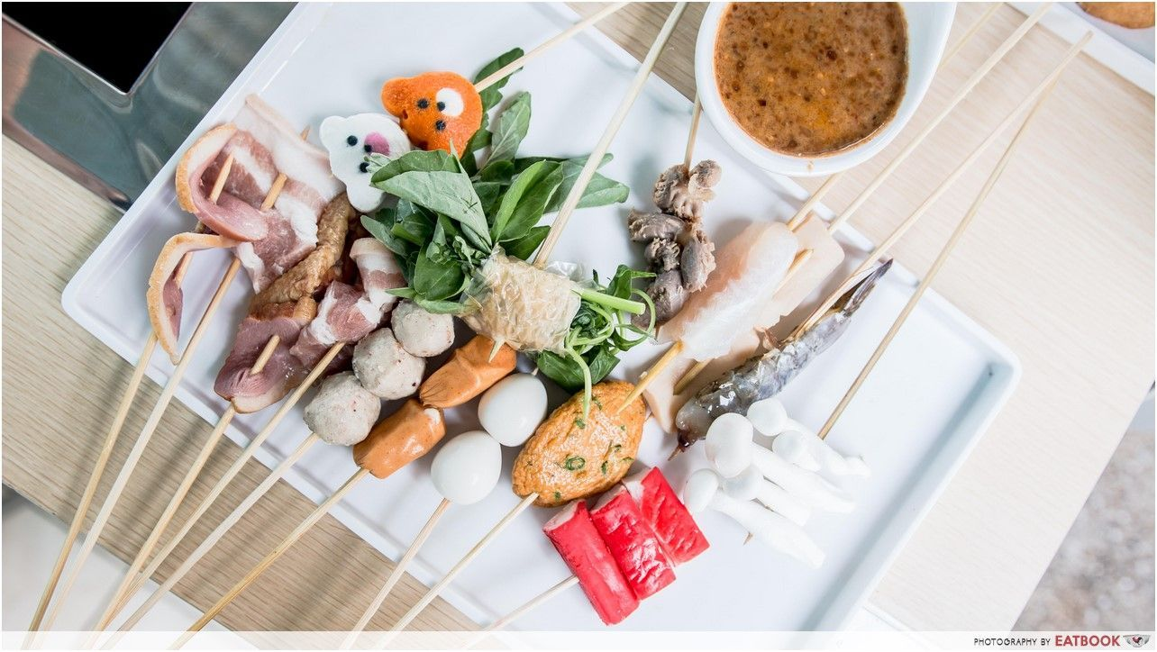 Kovan food - Zao Lek Lok Lok