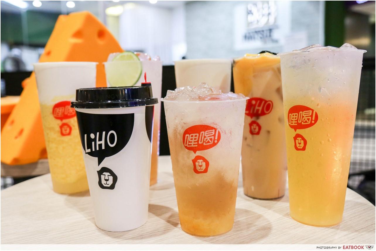 liho - liho drinks