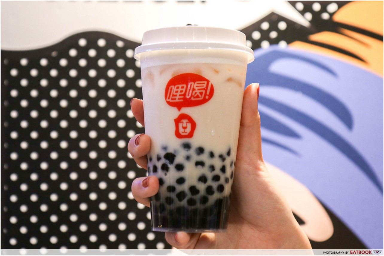 liho - milk tea