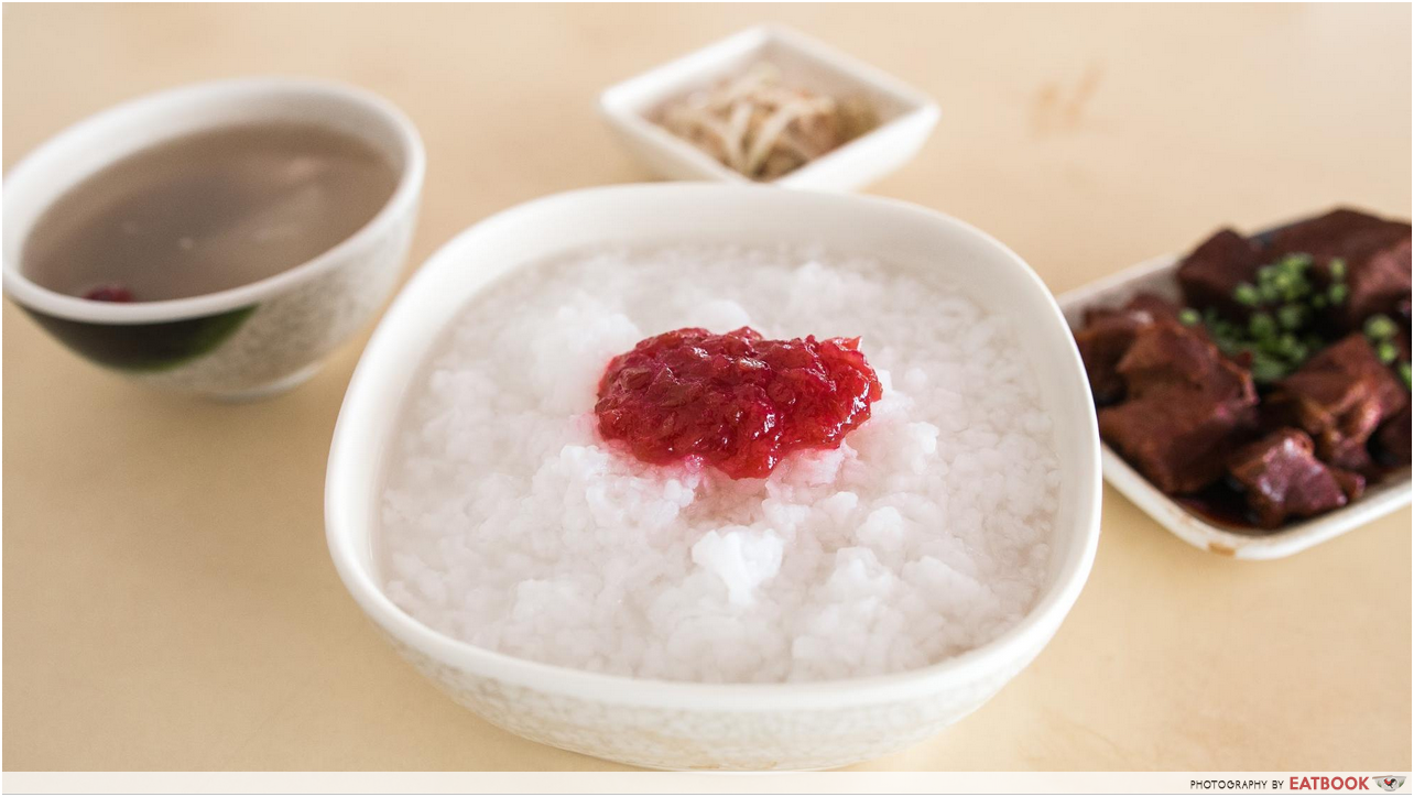 Plum And Rice - set B