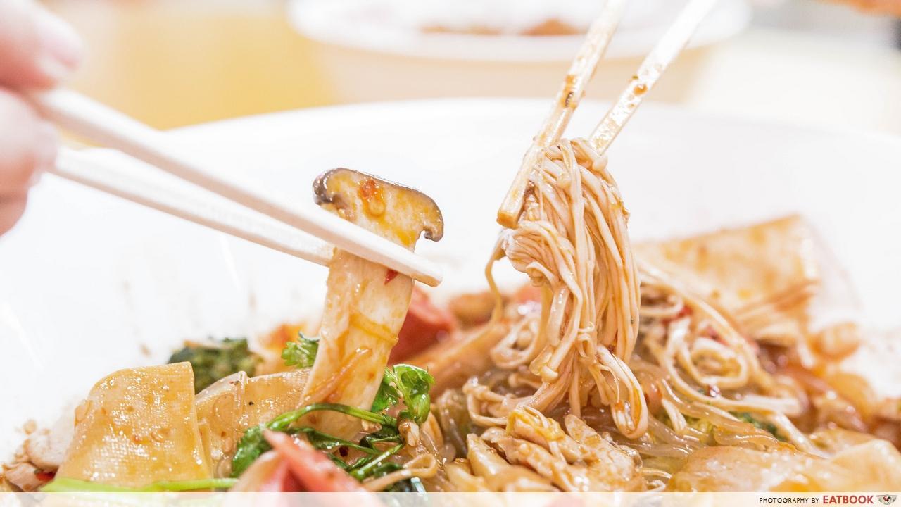 ri ri hong - mushrooms