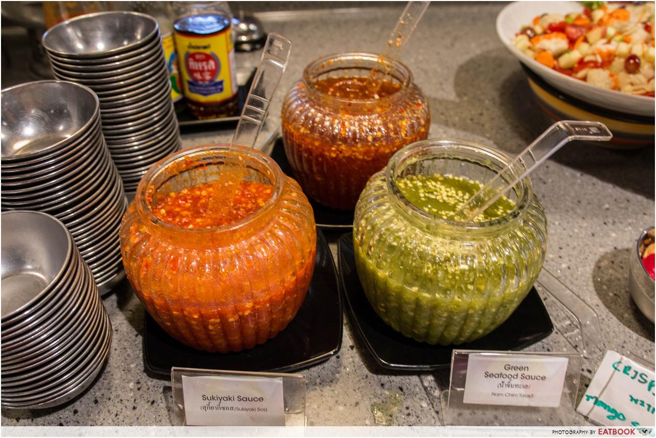 talay kata - sauces