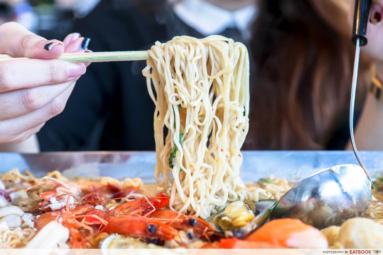 Thai Super Bowl - Noodles