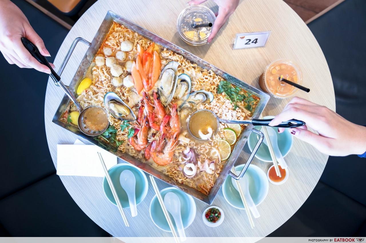 Thai Super Bowl - Flatlay