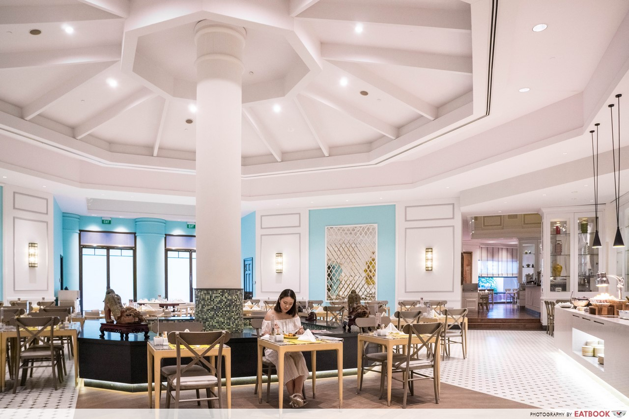 hotel buffets - swissotel