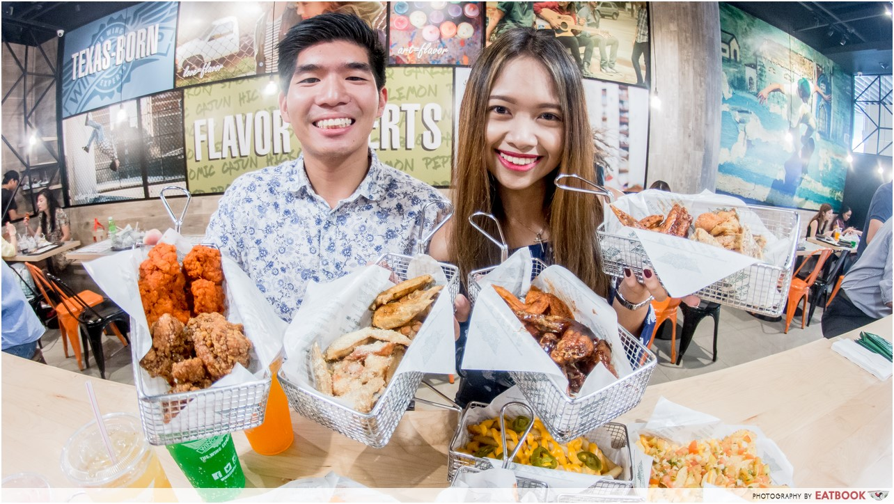 Wingstop - wings