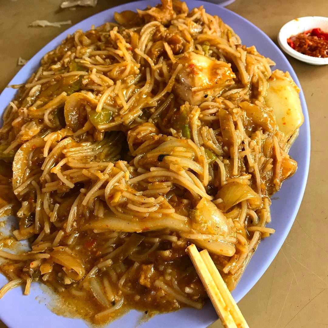 changi village food - guang xing