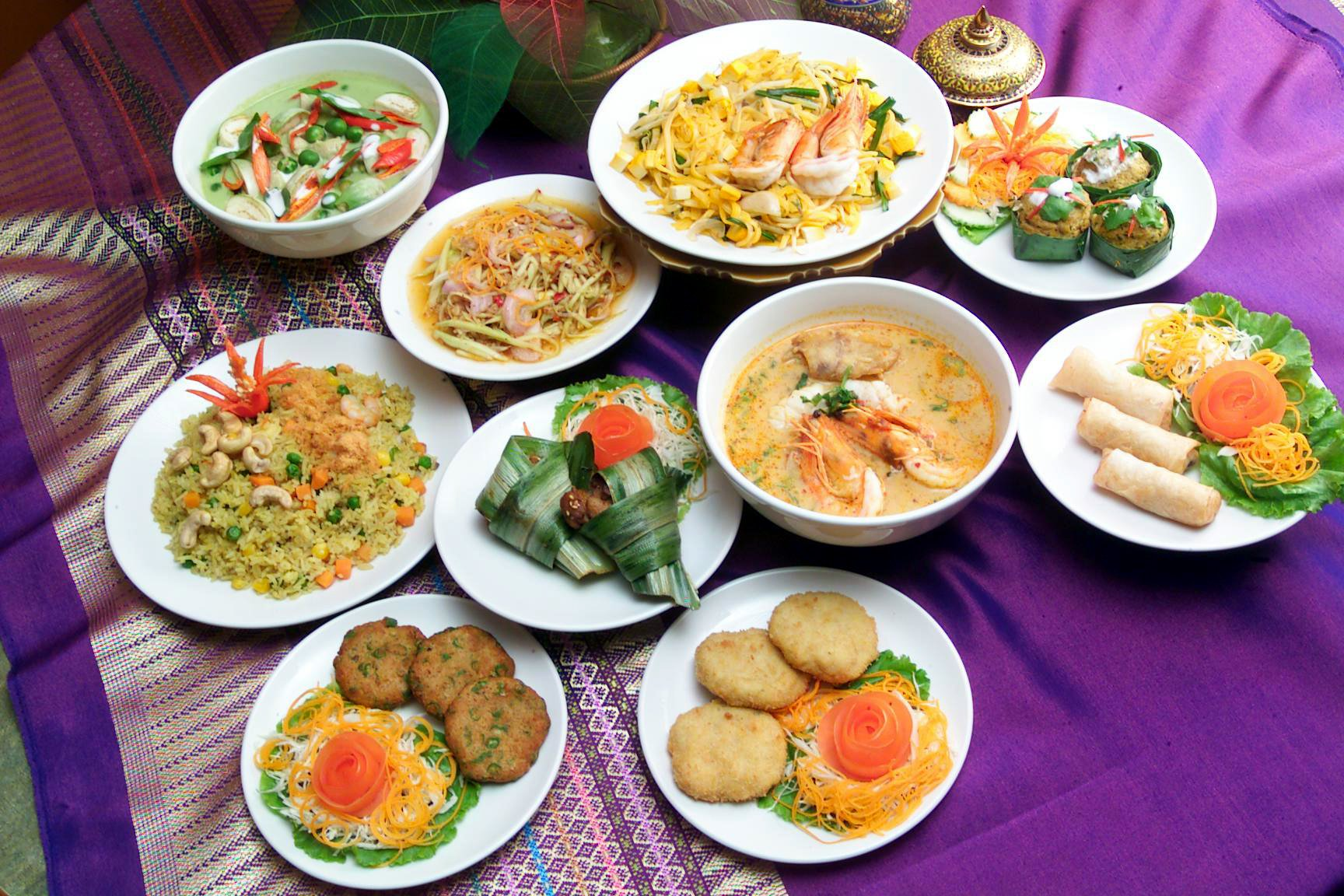 Affordable Thai Food - Jai Thai