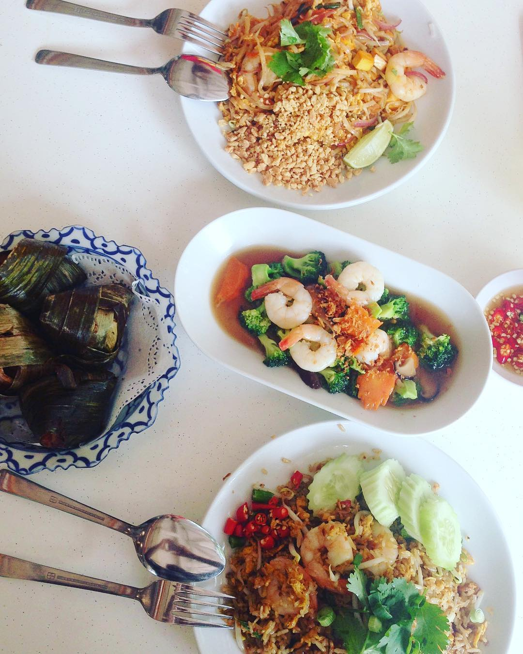 Affordable Thai Food - Nangfa Thai Kitchen
