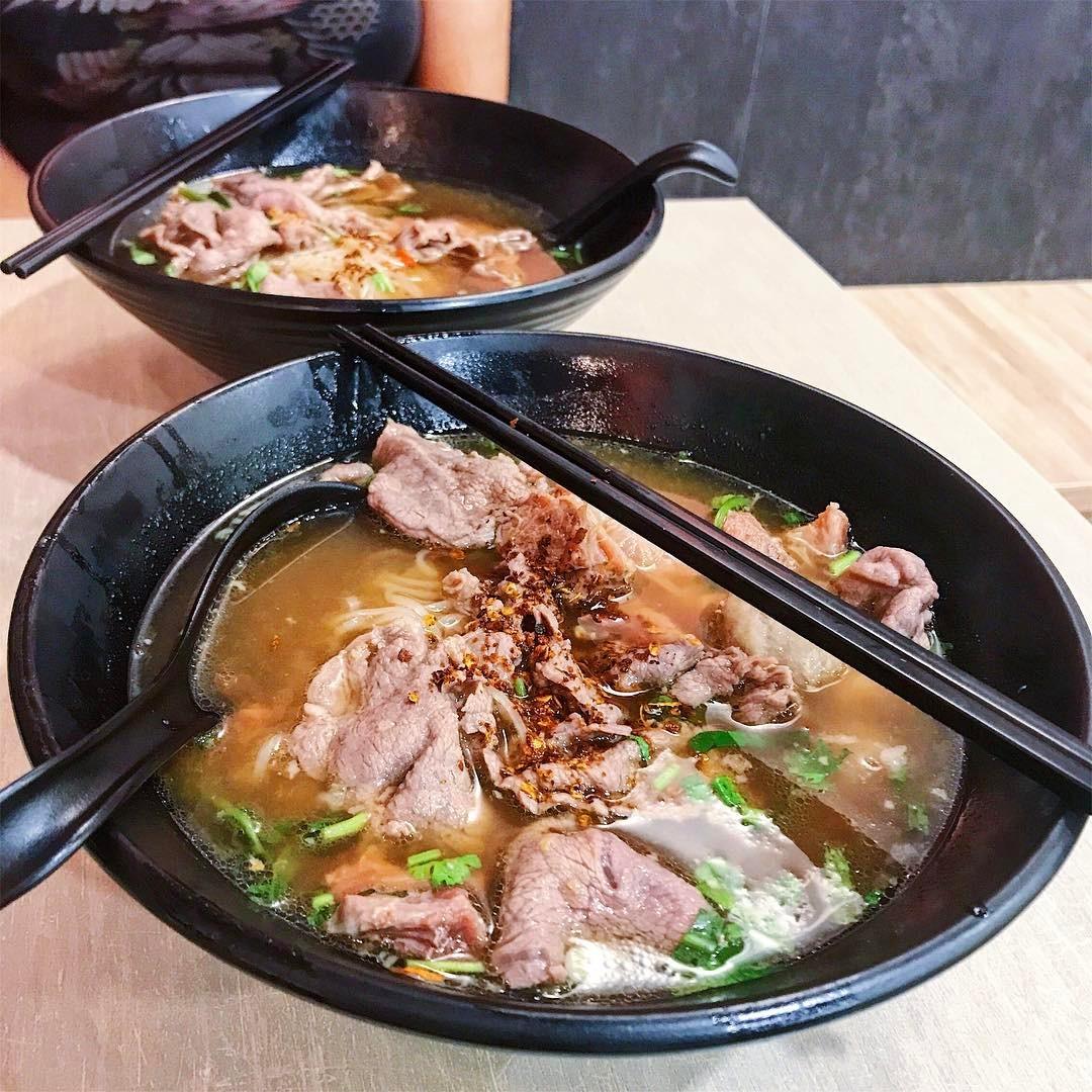Affordable Thai Food - Saap Saap Thai