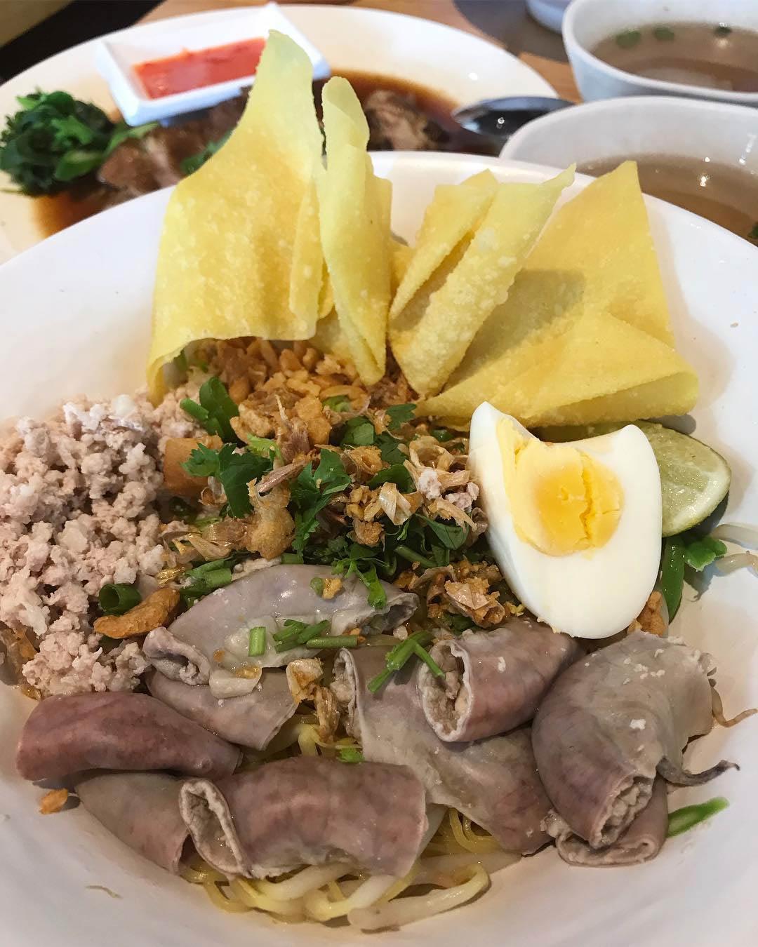 Affordable thai food KinMoo