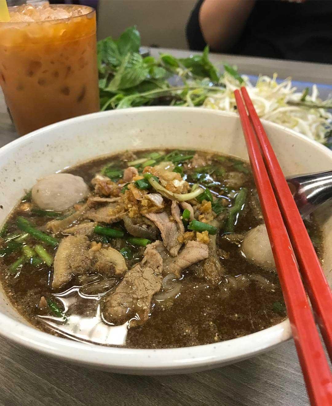 Affordable thai food beerthai
