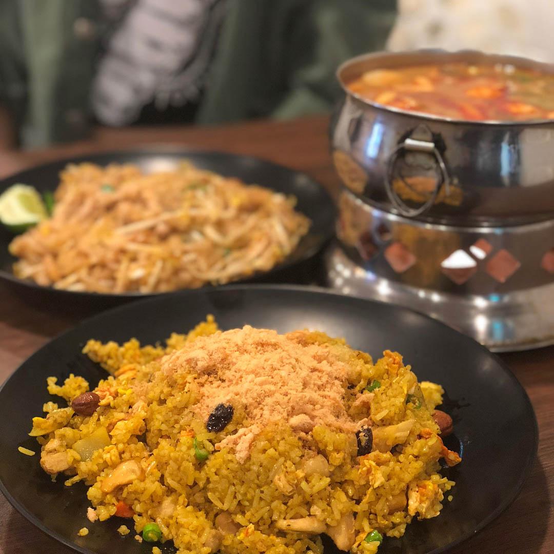 Affordable thai food thai tantric