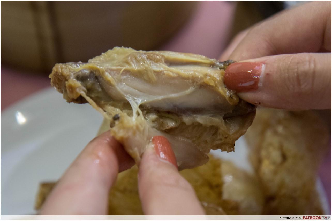 ban heng - chicken wings
