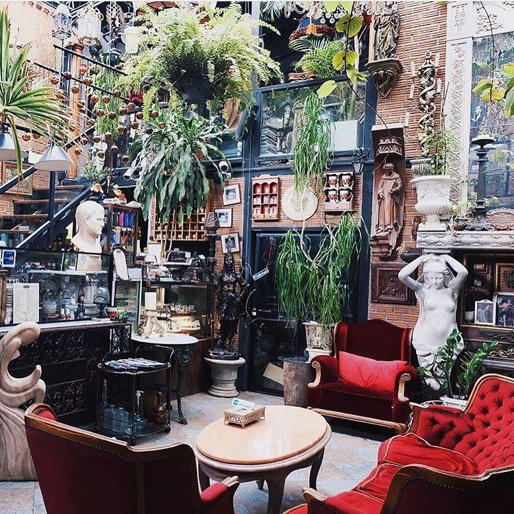 bangkok hipster cafe - puritan cafe
