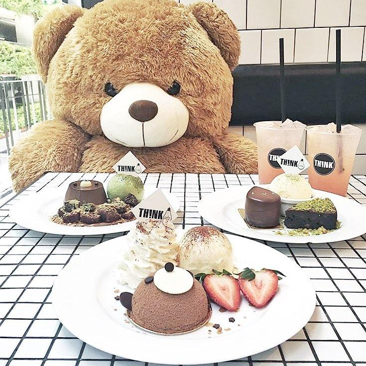 bangkok hipster cafe - teddy cafe