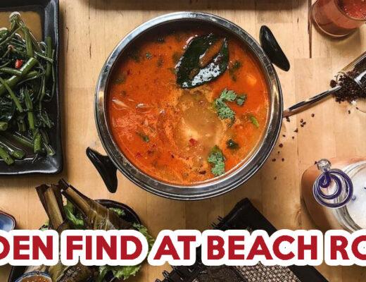 Cheap Thai Food - feature