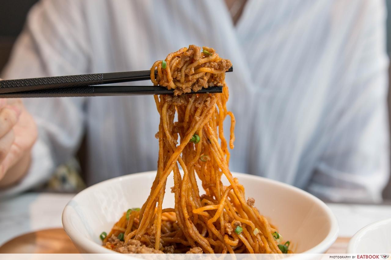 chen's mapo tofu - noodles