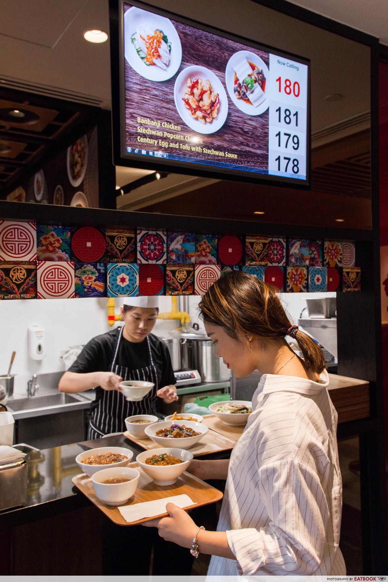 chen's mapo tofu - kitchen
