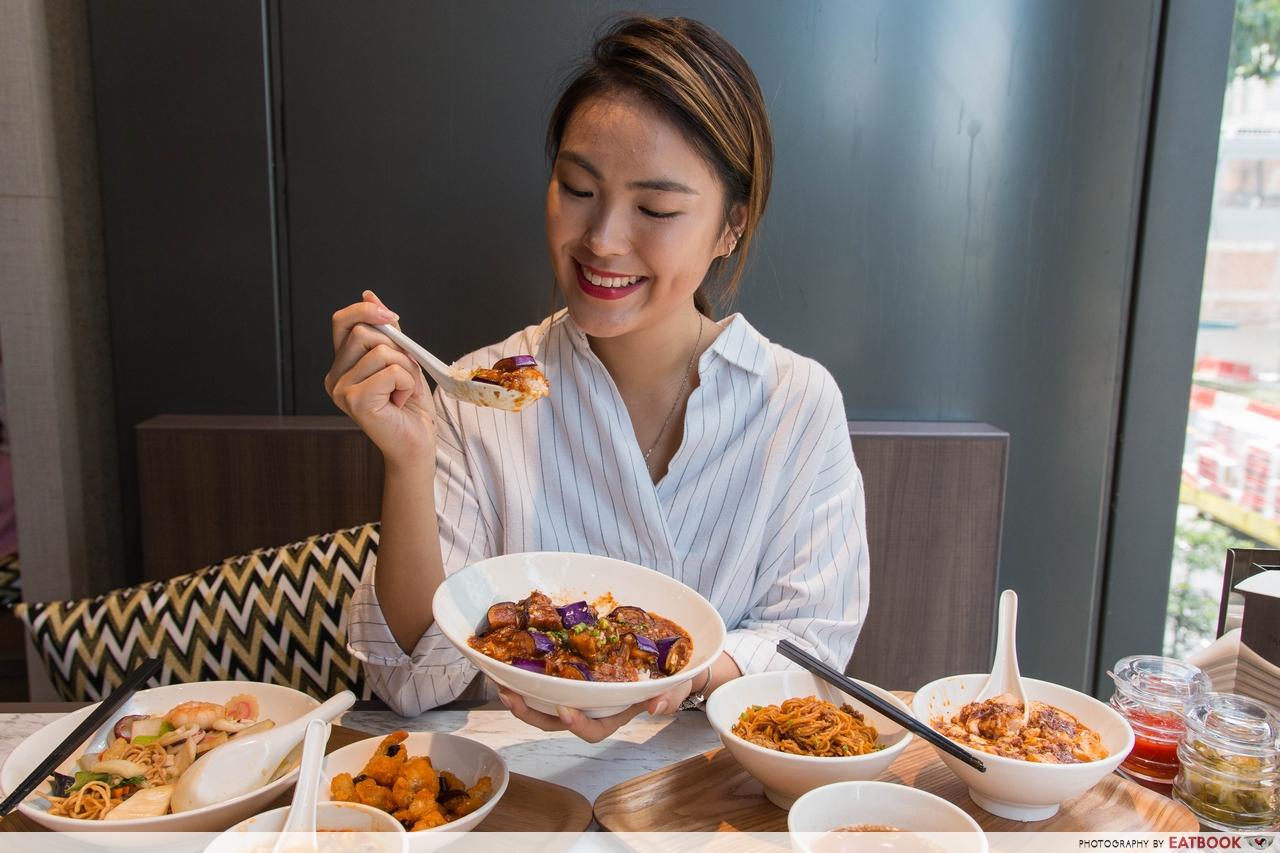chen's mapo tofu - YY