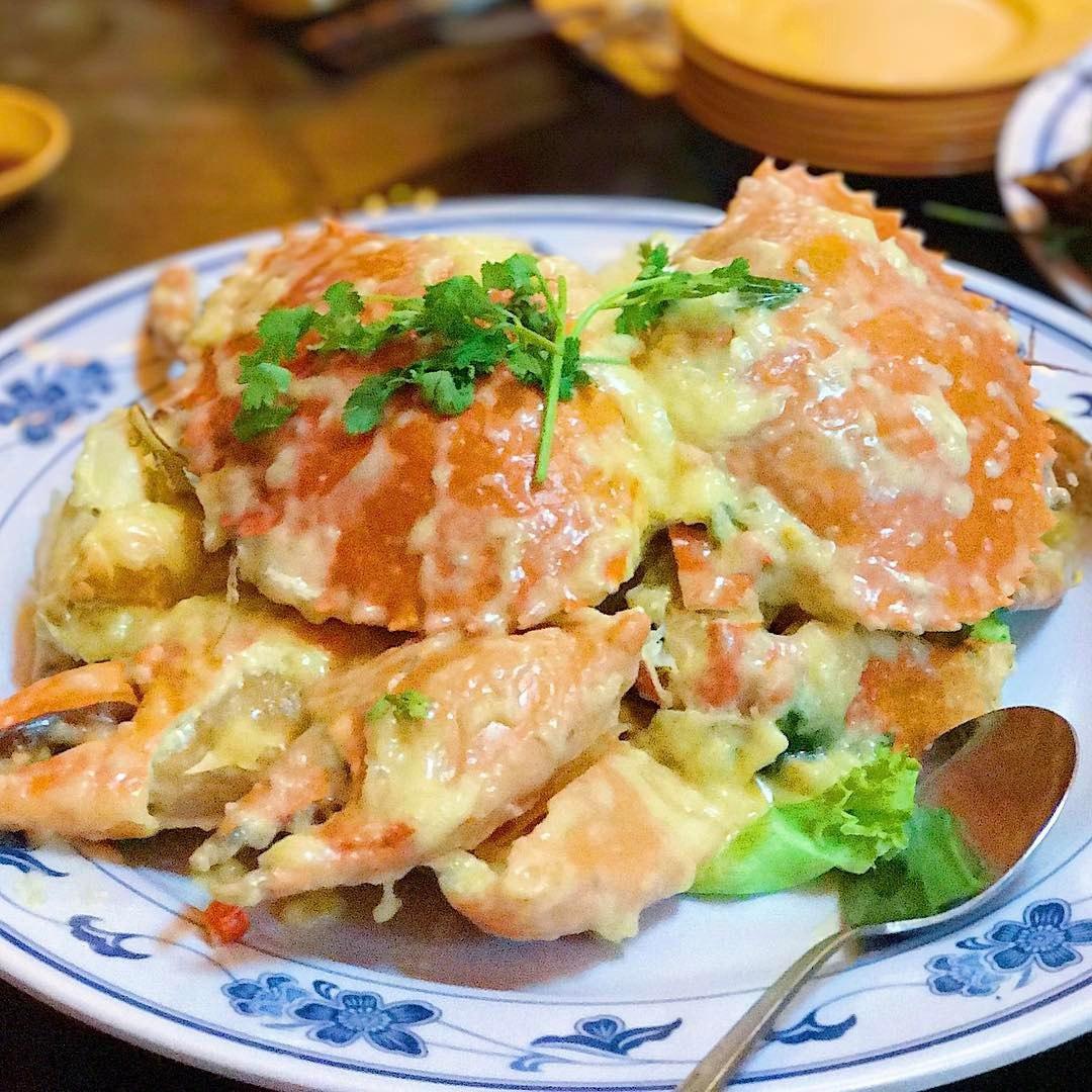 seafood feasts - new ubin seafood