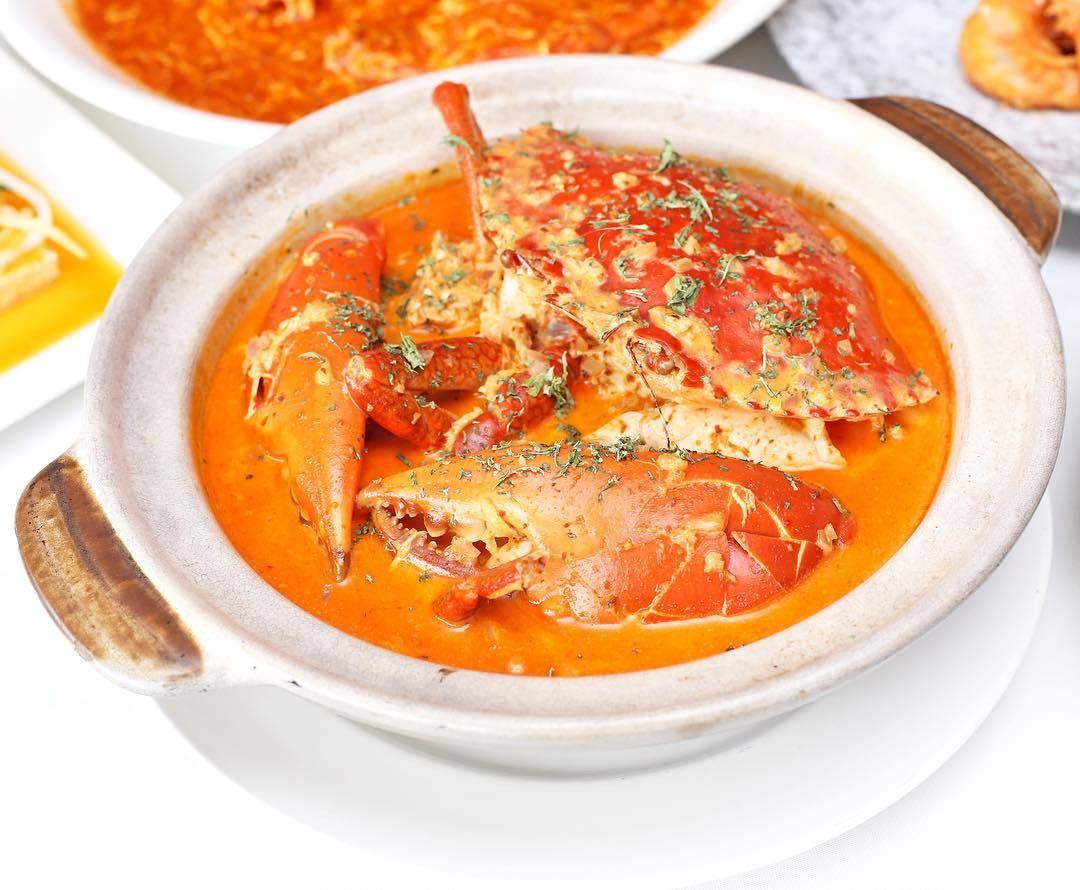 seafood feasts - laksa bee hoon
