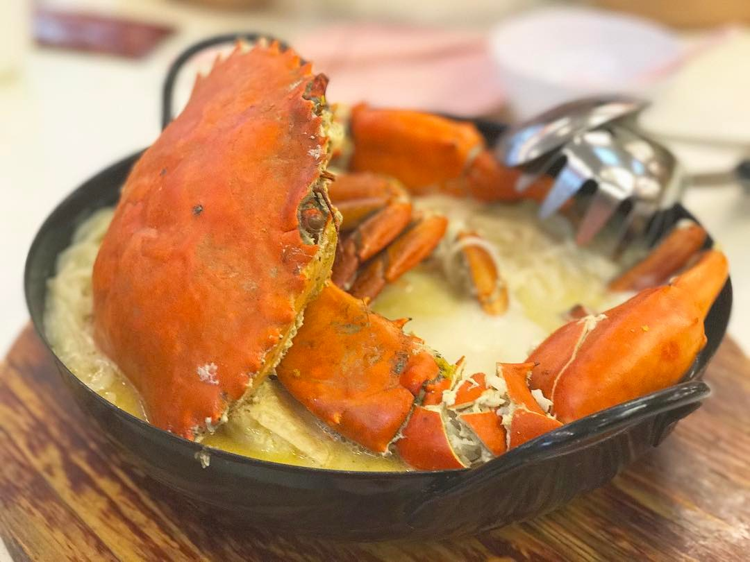 seafood feasts - uncle leong seafood