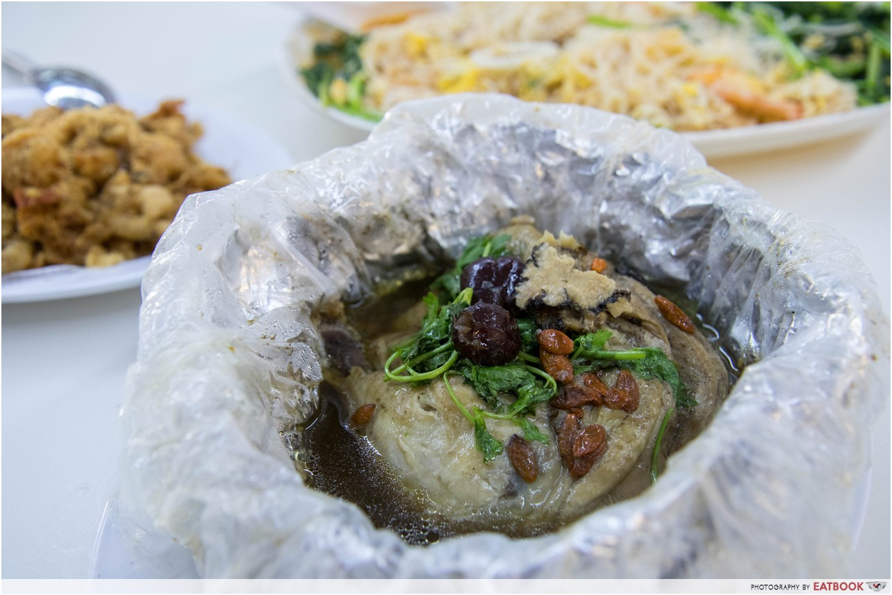 chun kee - herbal chicken 1