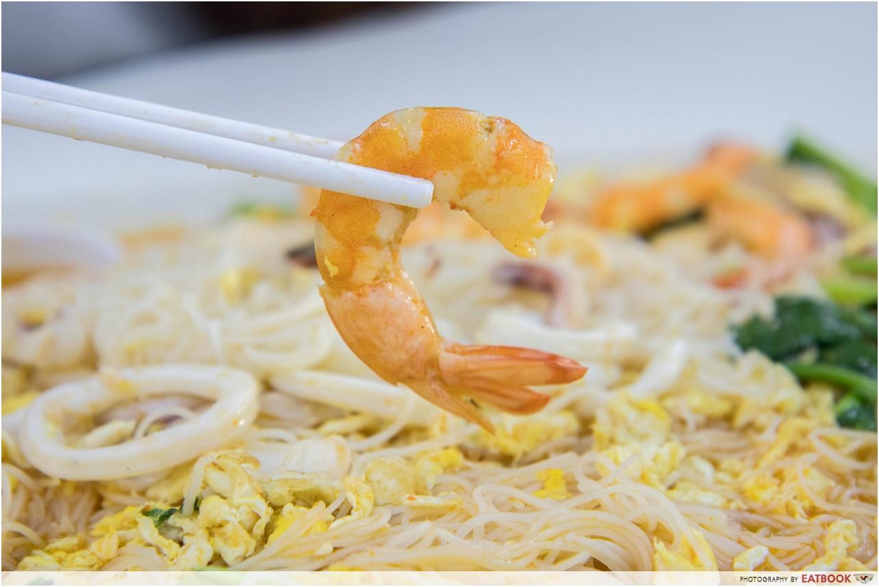 chun kee - prawns